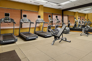 Embassy Suites Fitness Center