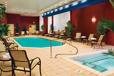 Embassy Suites Indoor Pool