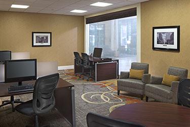 Marriott Winston-Salem Business Center