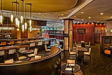 Marriott Winston-Salem GRAZE Restaurant and Lounge